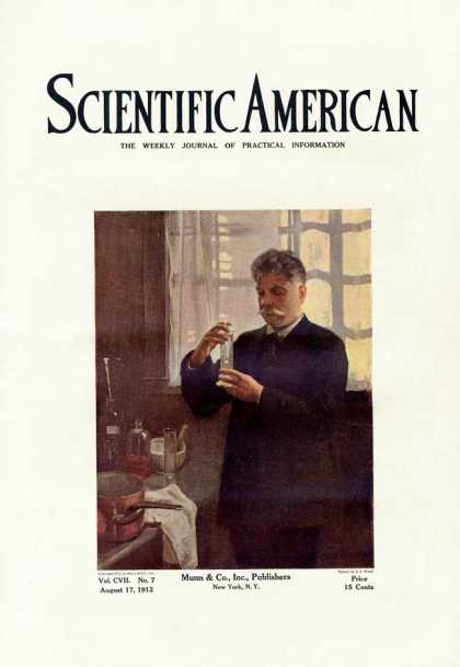 Scientific American - 1912-08-17