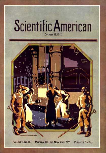 Scientific American - 1912-10-12