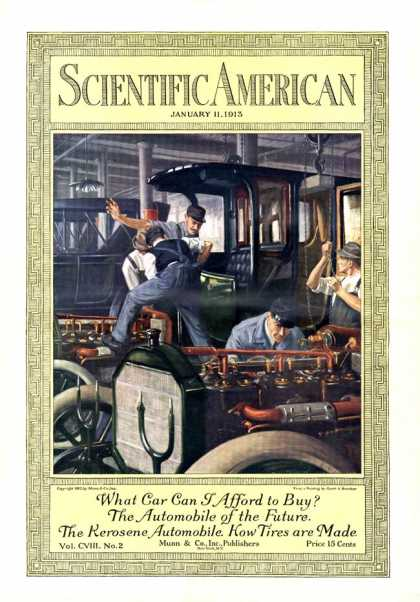 Scientific American - 1913-01-11