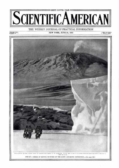 Scientific American - 1913-06-21