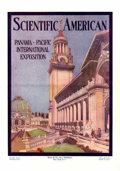 Scientific American - 1913-12-06