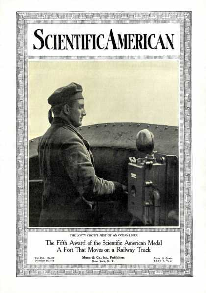 Scientific American - 1913-12-20