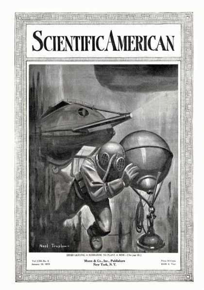 Scientific American - 1915-01-16