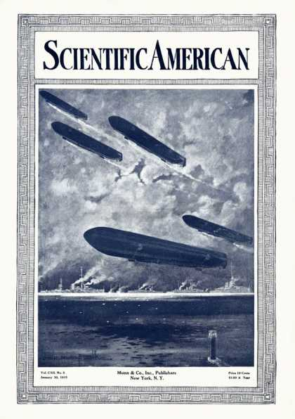Scientific American - 1915-01-30