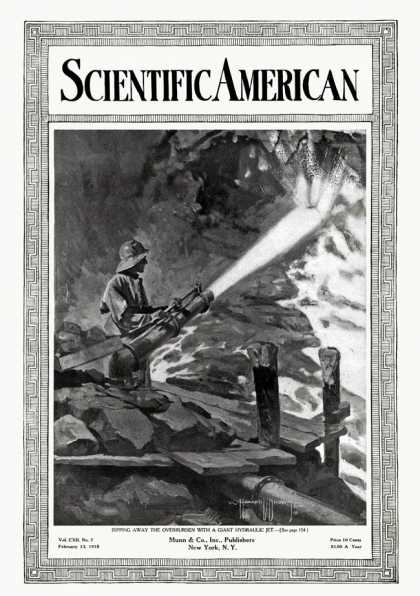Scientific American - 1915-02-13