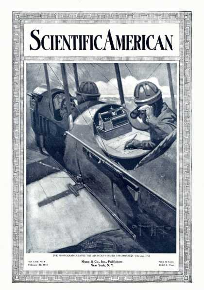 Scientific American - 1915-02-20