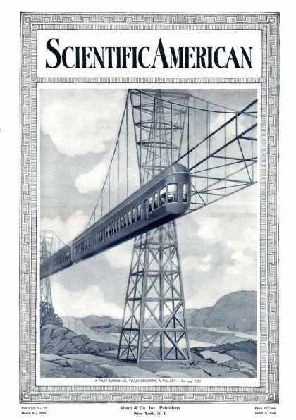 Scientific American - 1915-03-27