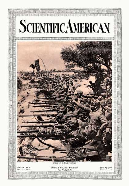 Scientific American - 1915-06-19