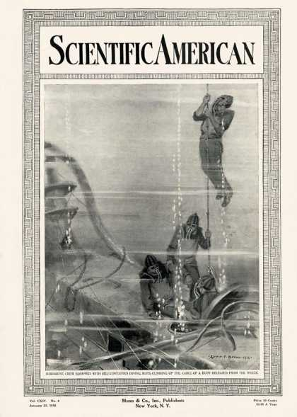 Scientific American - 1916-01-22