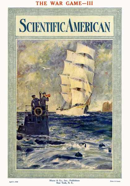 Scientific American - 1916-04-01