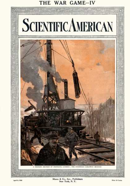 Scientific American - 1916-04-08