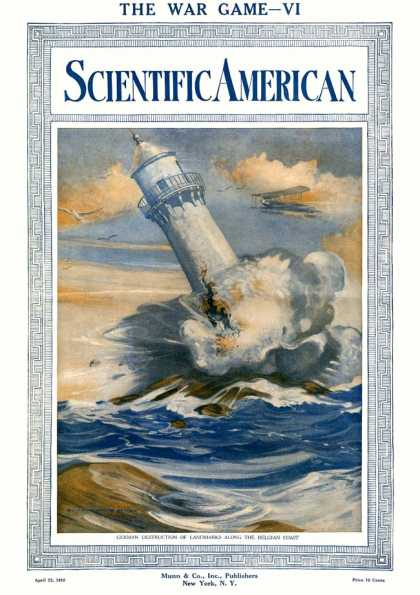 Scientific American - 1916-04-22