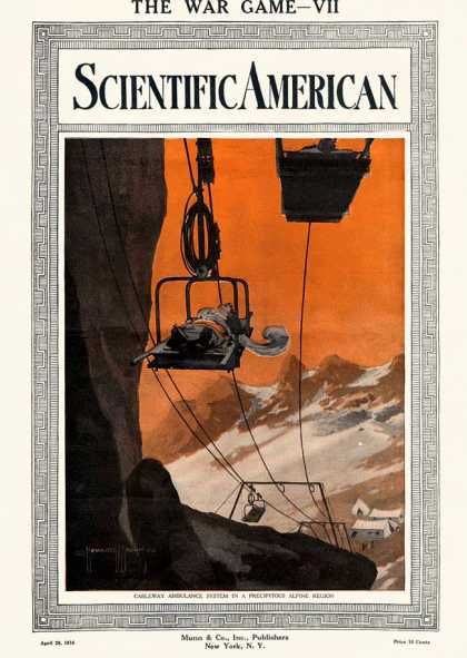 Scientific American - 1916-04-29