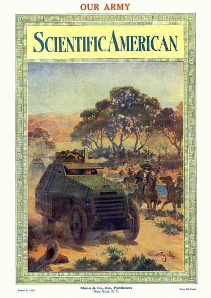 Scientific American - 1916-08-05