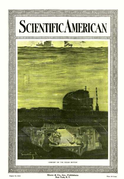 Scientific American - 1916-08-12