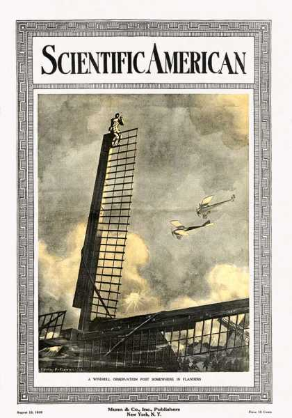 Scientific American - 1916-08-19