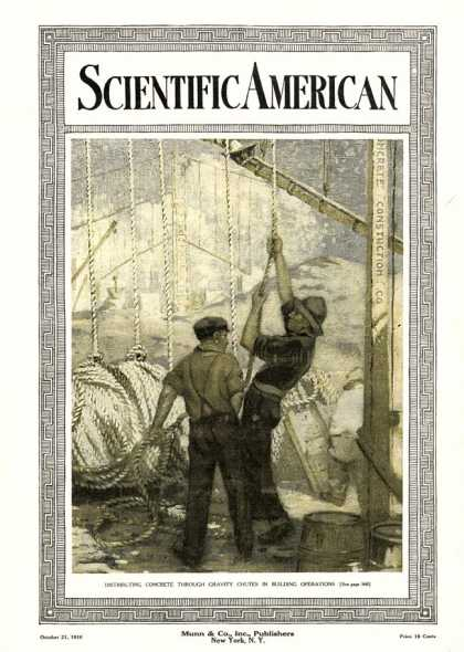 Scientific American - 1916-10-21