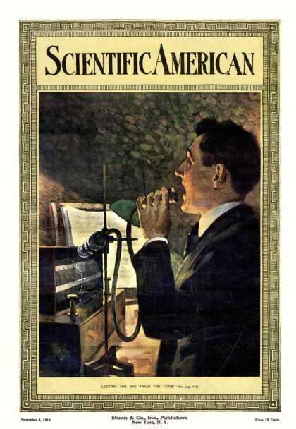 Scientific American - 1916-11-04
