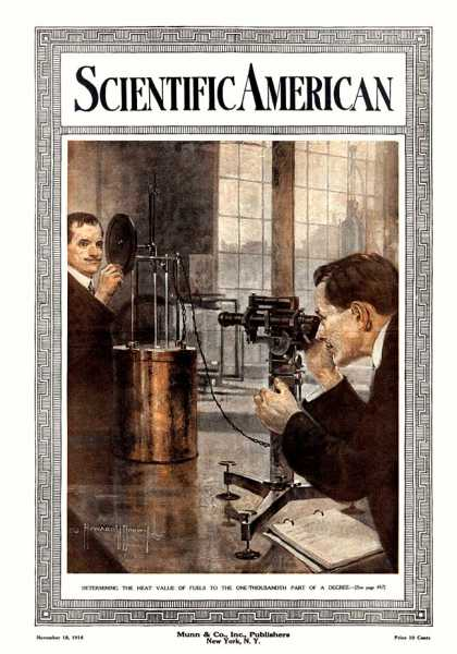 Scientific American - 1916-11-18
