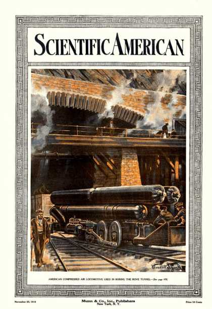 Scientific American - 1916-11-25