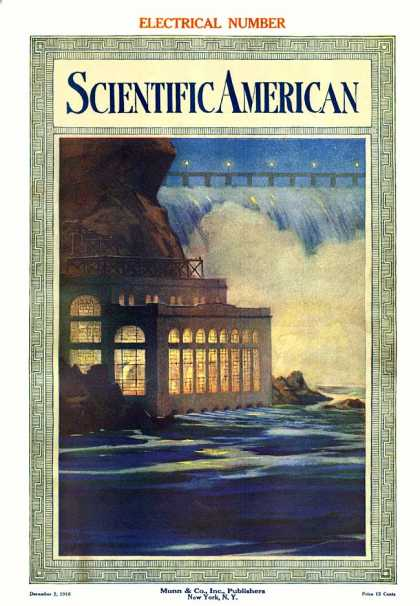 Scientific American - 1916-12-02