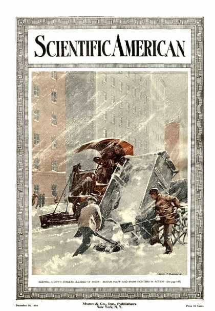 Scientific American - 1916-12-16