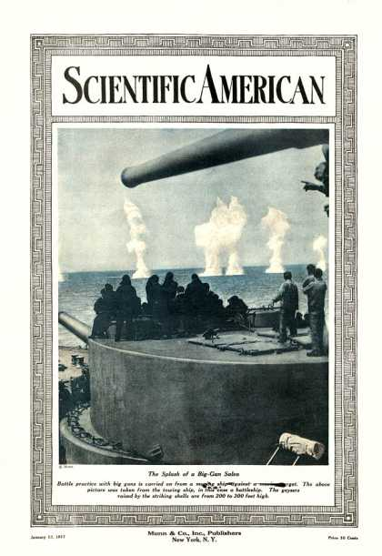 Scientific American - 1917-01-13