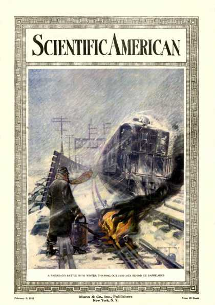 Scientific American - 1917-02-03