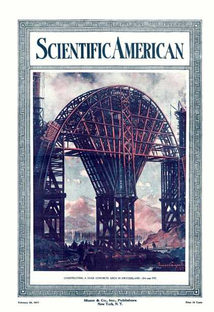 Scientific American - 1917-02-24