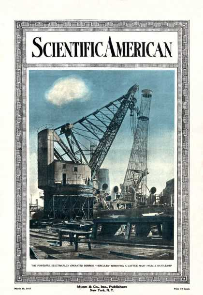 Scientific American - 1917-03-10