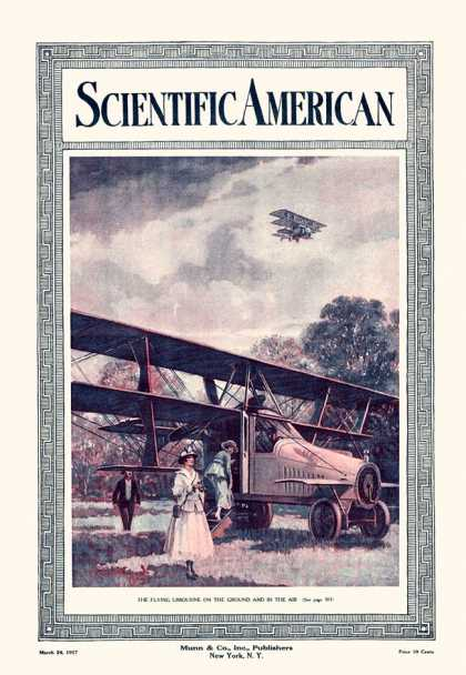 Scientific American - 1917-03-24
