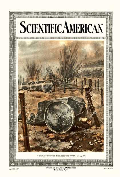 Scientific American - 1917-04-14