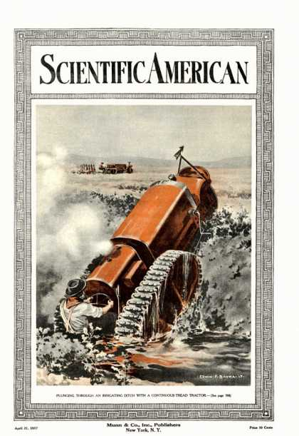 Scientific American - 1917-04-21