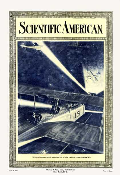 Scientific American - 1917-04-28