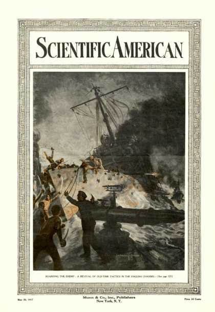 Scientific American - 1917-05-26