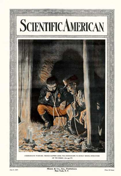 Scientific American - 1917-06-09
