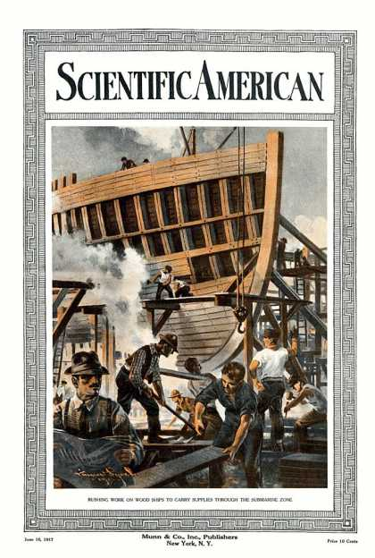 Scientific American - 1917-06-16