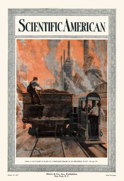 Scientific American - 1917-08-18