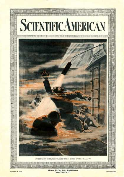 Scientific American - 1917-09-08