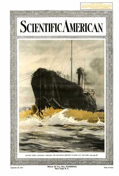 Scientific American - 1917-09-22