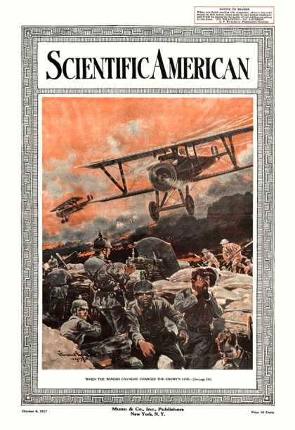 Scientific American - 1917-10-06