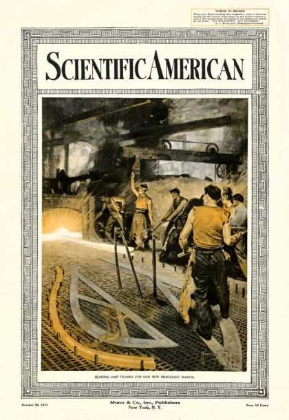 Scientific American - 1917-10-20