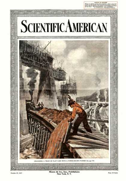 Scientific American - 1917-10-27