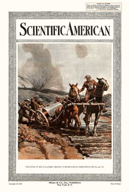 Scientific American - 1917-11-10