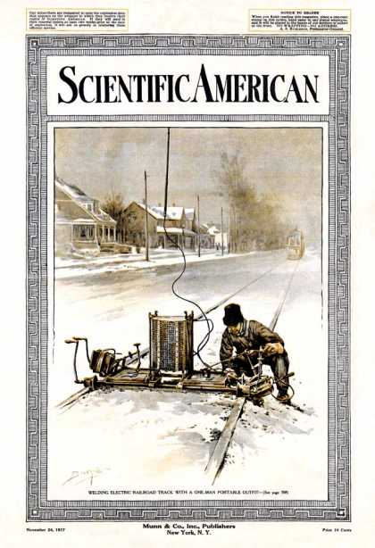 Scientific American - 1917-11-24