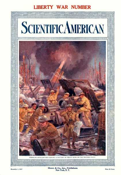Scientific American - 1917-12-01