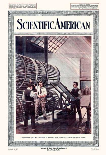 Scientific American - 1917-12-08