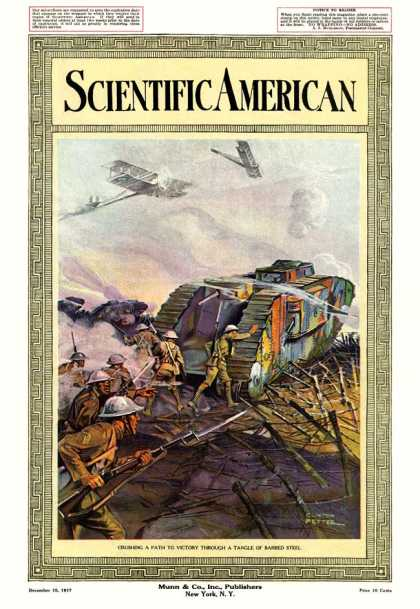 Scientific American - 1917-12-15