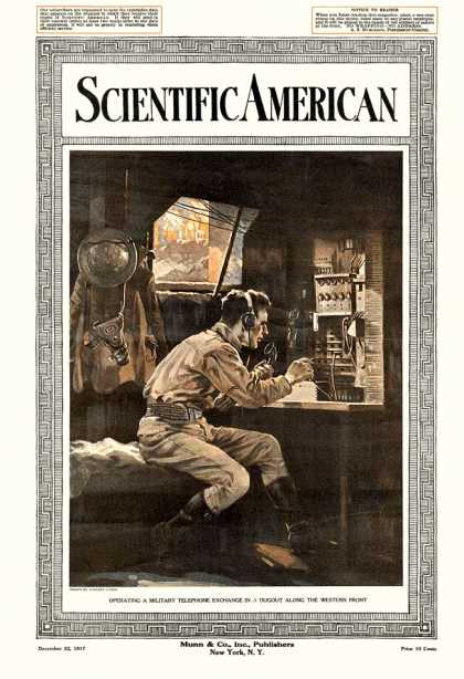 Scientific American - 1917-12-22
