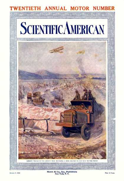 Scientific American - 1918-01-05